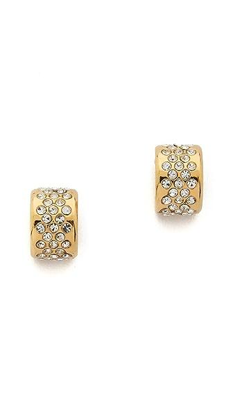 Vita Fede Toni Crystal Earrings - Gold