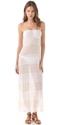 Vitamin A Lauren Long Cover Up Dress