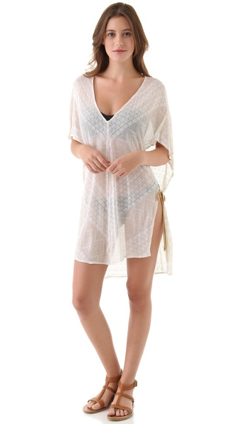 Vitamin A Talitha Tunic Cover Up