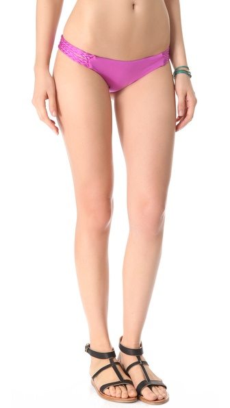Vitamin A Chloe Double Braid Bikini Bottoms