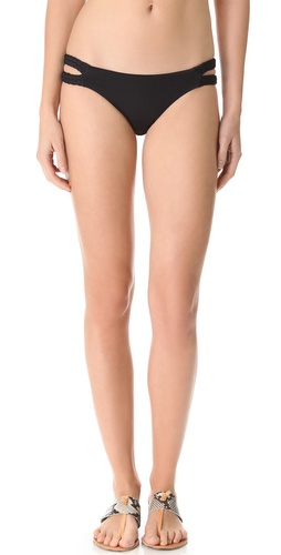 Shop Vitamin A Chloe Braid Bikini Bottoms and Vitamin A online - Apparel, Womens, Swim, Swim,  online Store
