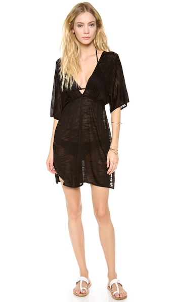 Vitamin A New Paradise Plunge Tunic