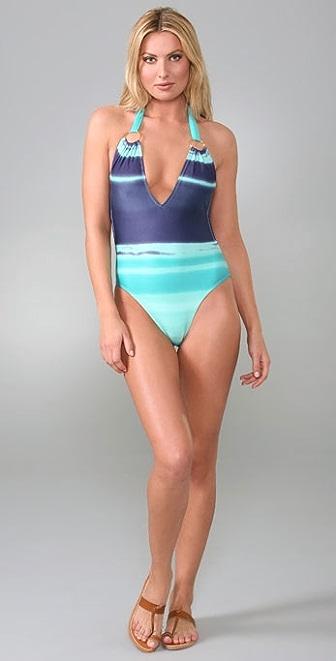 ViX Swimwear Sunset Maillot