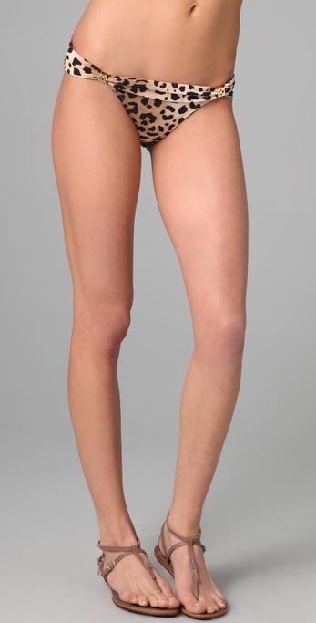 Vix Swimwear Toulouse Logo Bikini Bottoms