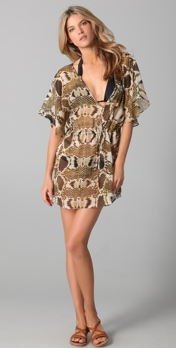 Vix Swimwear Macau Lina Caftan Cover Up