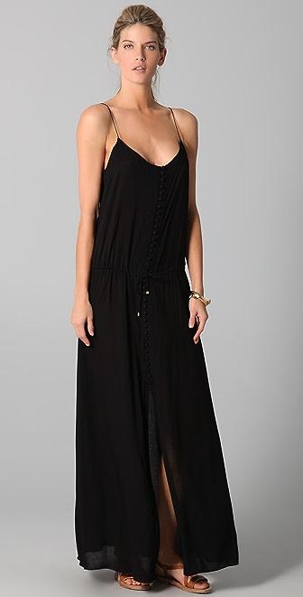 ViX Swimwear Solid Bliss Long Dress
