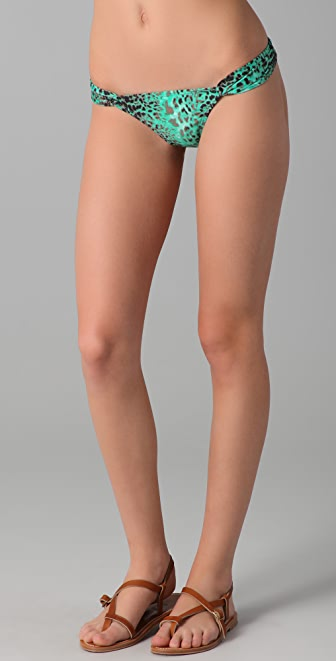 ViX Swimwear Jangala Loop Bikini Bottoms