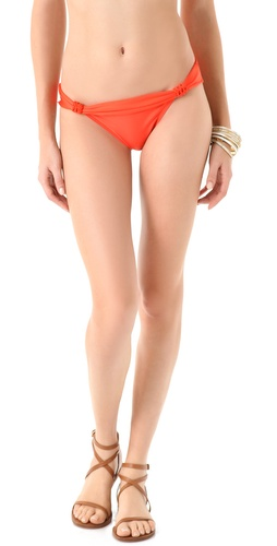 Vix Swimwear Solid Tube Bikini Bottoms