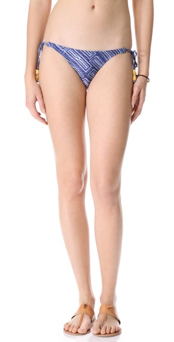 Shop Vix Swimwear Curacao Tie Side Bikini Bottoms and Vix Swimwear online - Apparel, Womens, Swim, Swim,  online Store