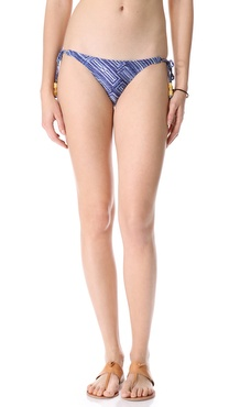 Vix Swimwear Curacao Tie Side Bikini Bottoms