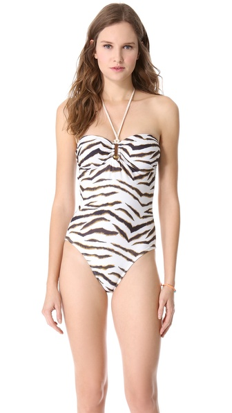 Vix Swimwear Jamaica Ring One Piece Swimsuit