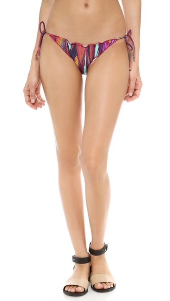 Vix Swimwear Napo Tie Bikini Bottoms