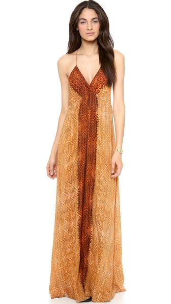 Vix Swimwear Para Stella Maxi Dress