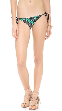 Vix Swimwear Xingu Ripple Bikini Bottoms