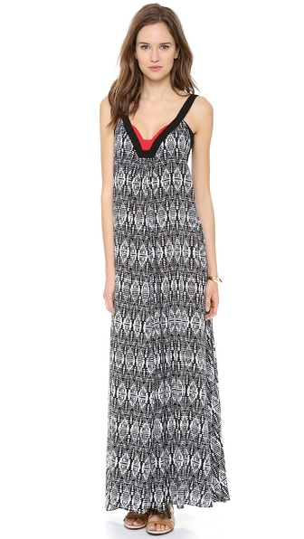 Vix Swimwear Susan Long Dress