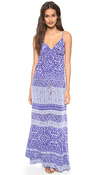 ViX Swimwear Carioca Long Dress
