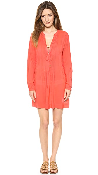 ViX Swimwear Peach Tunic