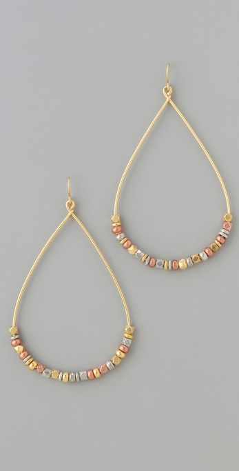 Vanessa Mooney Classic Teardrop Earrings