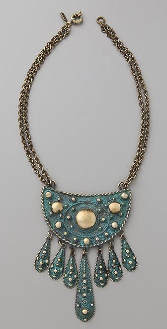 Vanessa Mooney Cleodora Short Necklace