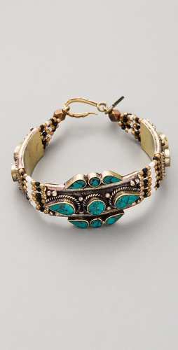 Vanessa Mooney Large Moonshield Bracelet