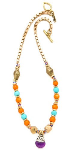 Vanessa Mooney Bailey Moon Necklace