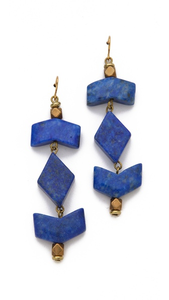 Vanessa Mooney The Mesa Dangle Earrings