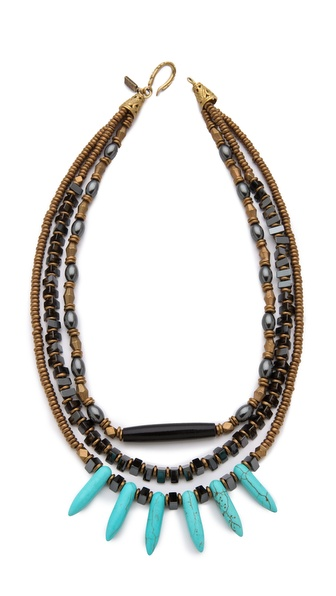 Vanessa Mooney Jordana Statement Necklace