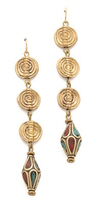 Vanessa Mooney The Nile Earrings