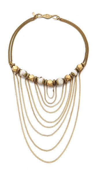 Vanessa Mooney The Lorelei Statement Necklace