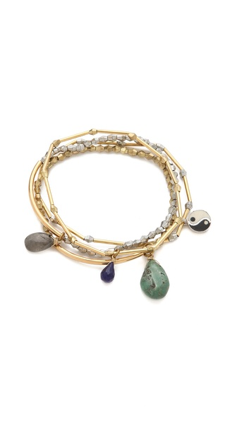Vanessa Mooney Walk Alone Bracelet Set