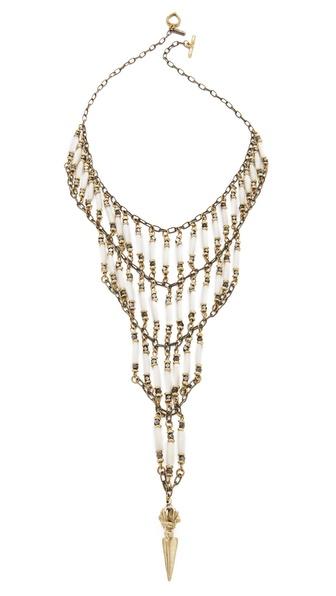 Vanessa Mooney Ancient Highway Necklace