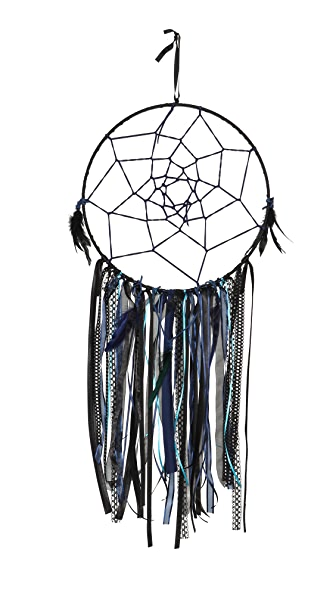 Vanessa Mooney Black Heart Dreamcatcher