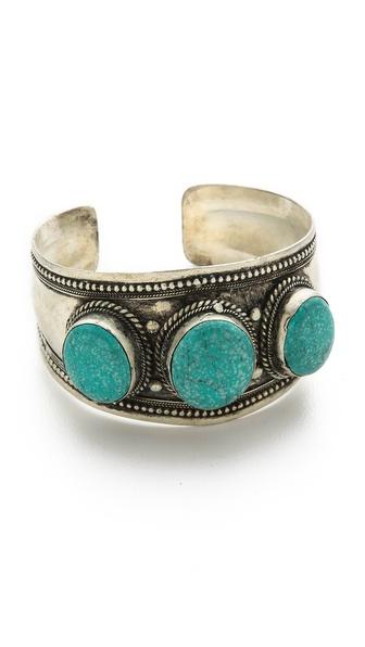 Vanessa Mooney Roxanne Cuff Bracelet