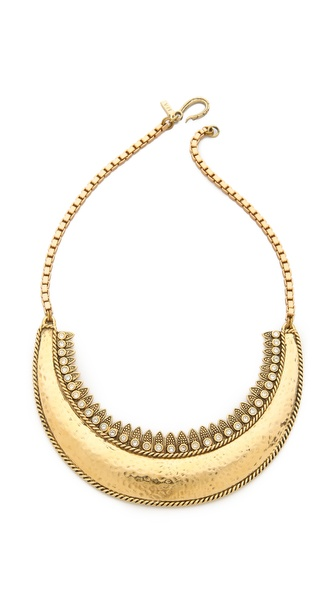 Vanessa Mooney Last Daylight Statement Necklace