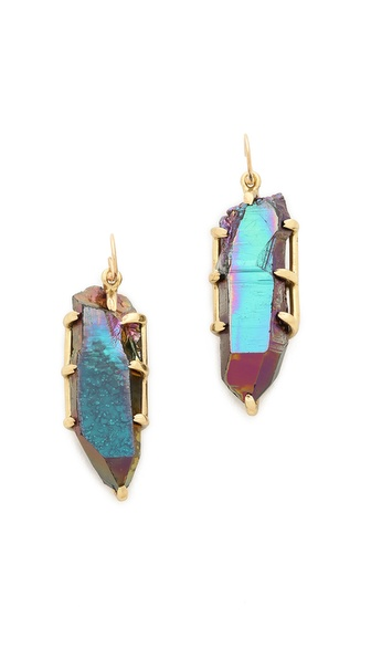 Vanessa Mooney The Purple Haze Earrings