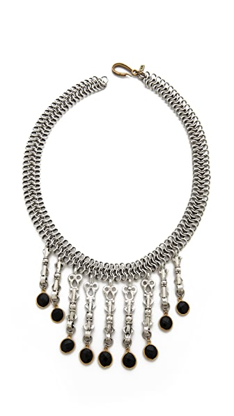 Vanessa Mooney Velvet Underground Statement Necklace