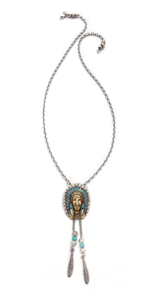 Vanessa Mooney The Musigue Bolotie Necklace