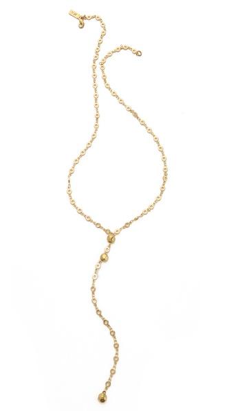 Vanessa Mooney The Myths Lariat Necklace