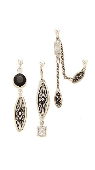 Vanessa Mooney The Legends 3 Earring Set