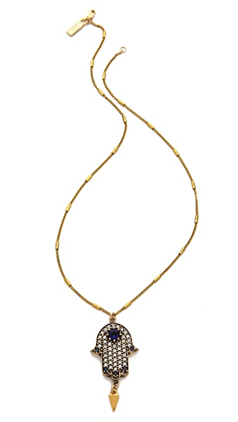 Vanessa Mooney The Fatima Pendant Necklace