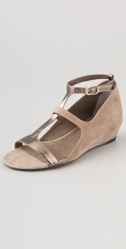 Vic Matie Masai Hidden Wedge Sandals