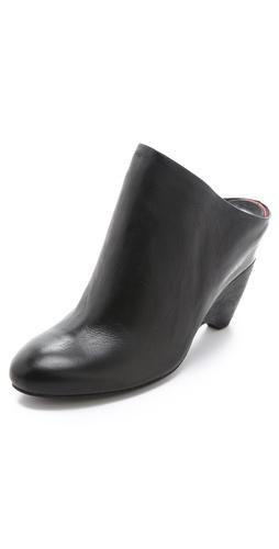 Vic Matie Low Heel Slide Mules