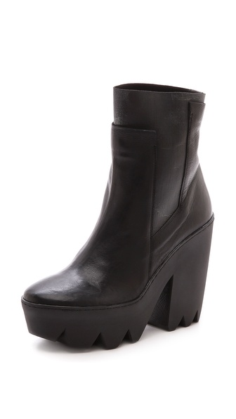 Vic Matie Prometeo Greip Lug Sole Booties