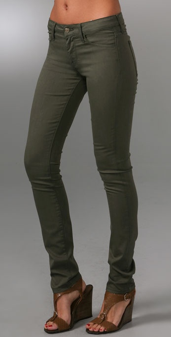 Vince Denim Second Skin Legging Jeans