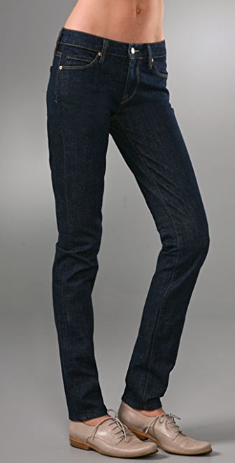 Vince Denim Basic Skinny Jeans