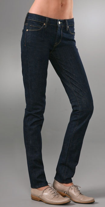 Vince Denim Basic Skinny Jeans