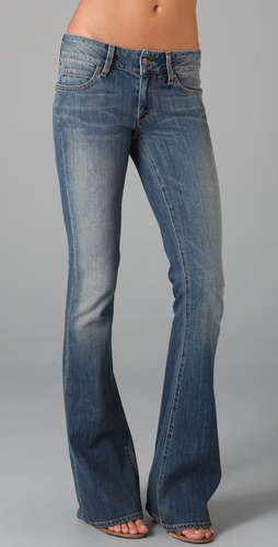 Vince Denim Eclipse Flare Jeans