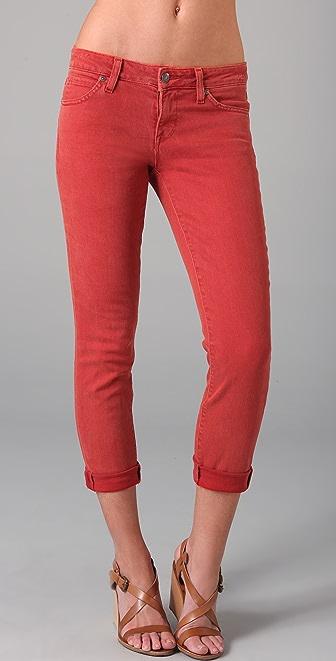 Vince Denim Skinny Ankle Jeans