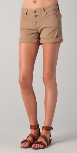 Vince Denim Luce Shorts