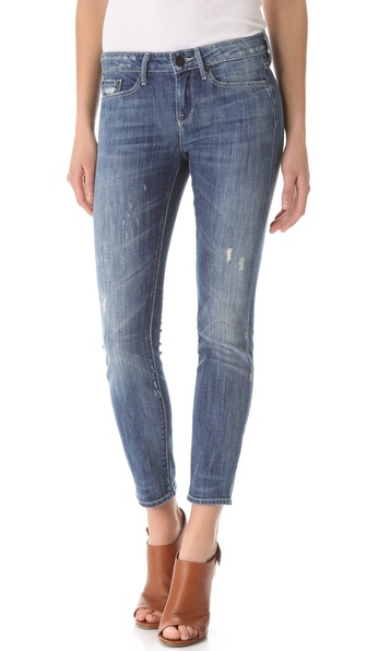 Vince Denim Ankle Skinny Jeans